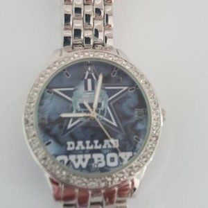 Dallas Cowboys NFL Luxury Womens Watch NEW